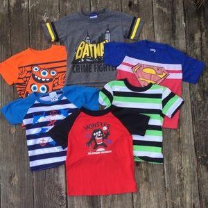 Other - 💙Size 2T Boys T Shirt Bundle💙